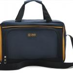 กระเป๋าใส่ Notebook โน๊ตบุ๊ค Chaps สีกรม น้ำเงิน Navy Blue สวยหรู กันน้ำ วัสดุแข็งแรงทนทาน ดีไซน์ เท่ ๆ ความยาว 35 cm 6492521