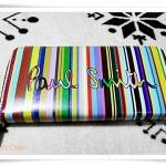 กระเป๋าสตางค์ พอลสมิท สีรุ้ง P001