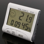 Mini Digital LCD Thermometer Hygrometer Humidity Temperature Meter