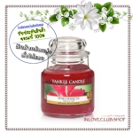 Yankee Candle / Small Jar Candle 3.7 oz. (Pink Hibiscus)