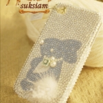 ID: A112  5  case iphone 5 crystal swarovski 