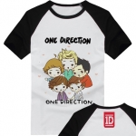 Preorder เสื้อ one direction 1D