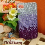 ID: A011 Case iPhone 4s, iPhone 4 case   Purple Gradient 