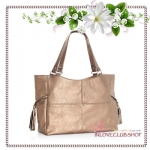 Crabtree & Evelyn - Metallic Tote