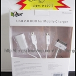 USB 2.0 HUB for Mobile Charger