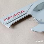 เบ้ารองมือเปิด2 ประตู แบบที่3 New Navara NP300