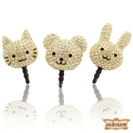ID: A069 plugy iphone รุ่น Pretty animals