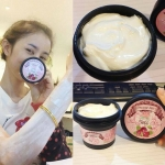 Secret Me Body White Mask