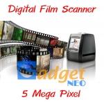In Stock เครื่องสแกนฟิล์ม 5MP Digital Film Scanner ฟิล์มเนกาทีฟ ฟิล์มสไลด์ (พร้อมส่ง)