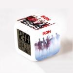 Preorder นาฬิกาปลุก IKON NAOZ011