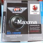 SUB 10 นิ้ว MAXMA 1000W