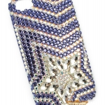 ID: A113  5 / iphone 4s case crystal swarovski 