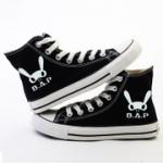 รองเท้า B.A.P สีดำ