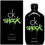 น้ำหอม Ck one shock for him EDT 100 ml.