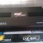 AMP 2 CH DZ 519 2600WATTS