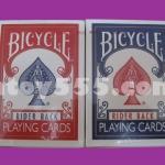 ไพ่ไบซิเคิล  รุ่น  rider back ***รุ่นจีน***  (Bicycle  Card)
