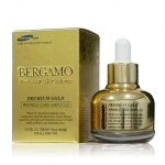 Bergamo The Luxury Skin Science Premium Gold Wrinkle Care Ampoule 30ml  