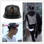 หมวก EXO หนัง PU