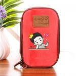 Preorder กระเป๋าเครื่องสำอางขนาดใหญ่ Song joong ki ver 1