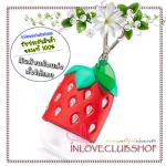 Bath & Body Works / PocketBac Holder (Strawberry Bling) *ไม่รวมเจลล้างมือ