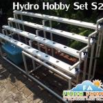 ชุดปลูกผักไฮโดรโปนิกส์ Hydro Hobby Set S204