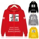 Preorder เสื้อกันหนาว Bigbang WY526