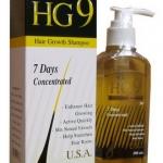 HG9 HAIR GROWTH SHAMPOO แชมพูเร่งผมยาวมหัศจรรย์ ผมยาวเร็วขึ้นใน 1สัปดาห์