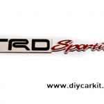 เพจโครเมียม TRD sport