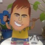 นักบอล เนยมาร์ ทีมชาติ บราซิล
