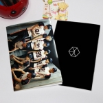Preorder สมุด EXO