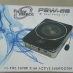 SUB BOX 8 นิ้ว PERFORMANCE PSW-88