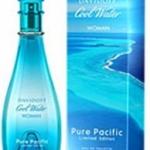 น้ำหอม Davidoff cool water pure pacific สำหรับผู้หญิง 100 ml