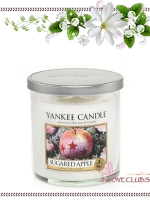Yankee Candle / Small Tumbler Candle (single wick) 7 oz. (Sugared Apple)