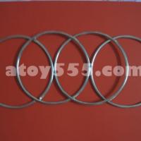 ห่วงมหัศจรรย์ (magic linking rings)