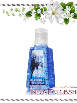 Bath & Body Works / PocketBac Sanitizing Hand Gel 29 ml. (Pacific Cool Breeze)
