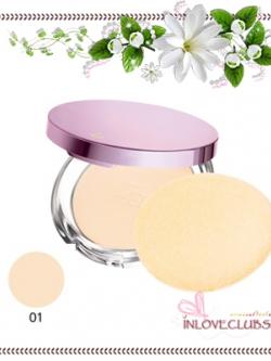 ZA / Skin Beauty Face Powder (#01 ผิวขาว-ขาวปานกลาง) *กล่องครบ
