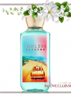 Bath & Body Works / Shower Gel 295 ml. (Endless Weekend)