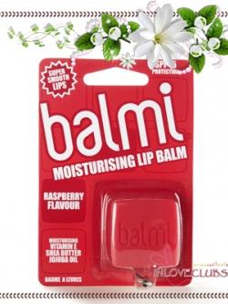 Balmi / Super Cool Lip Balm Flavour Spf 15 Protection (Raspberry)
