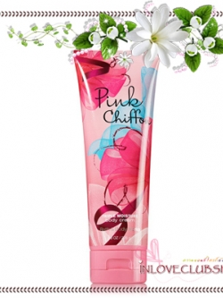 Bath & Body Works / Body Cream 226 ml. (Pink Chiffon)