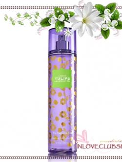Bath & Body Works / Fragrance Mist 236 ml. (London Tulips & Raspberry Tea) *Limited Edition