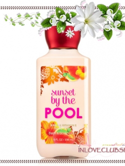 Bath & Body Works / Body Lotion 236 ml. (Sunset By The Pool) *Limited Edition