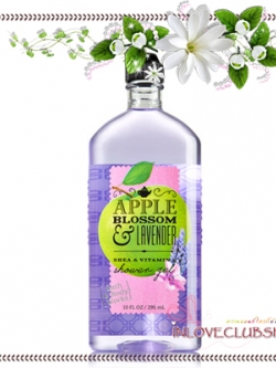 Bath & Body Works / Shower Gel 295 ml. (Apple Blossom & Lavender) *Limited Edition