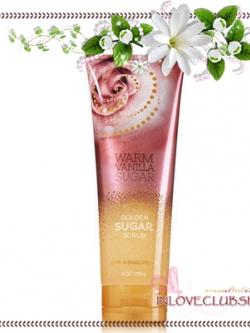 Bath & Body Works / Golden Sugar Scrub 226 g. (Warm Vanilla Sugar)