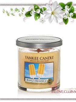 Yankee Candle / Small Tumbler Candle (single wick) 7 oz. (Orange Dreamsicle)