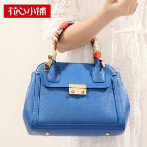 กระเป๋าสะพาย สีไพลิน-Axixi