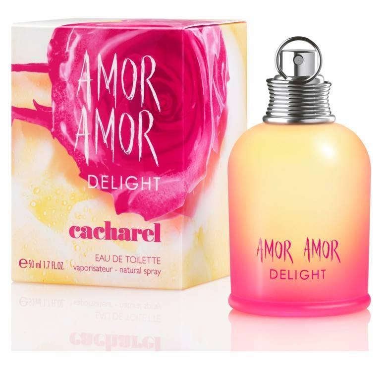 น้ำหอม Cacharel Amor Amor Delight 100 ml. พร้อมกล่องซีล