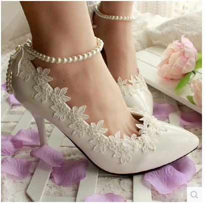 รองเท้าแฟชั่น งานแต่งงาน 34-40
