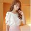 เสื้อสาวออฟฟิตสไตล์เกาหลี thumbnail 1