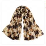 ผ้าพันคอลายเสือ