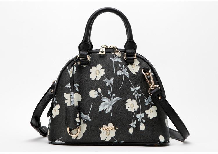 กระเป๋าสะพาย Axixi รุ่น 11316 (Black size L)